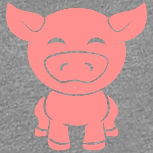 Sweet little baby piglet piggy T-Shirts - Women's Premium T-Shirt