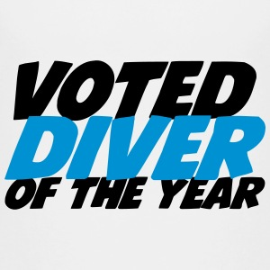 Voted Diver of the year ! Skjorter - Premium T-skjorte for tenåringer