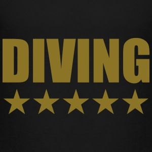 Diving Tee shirts - T-shirt Premium Enfant
