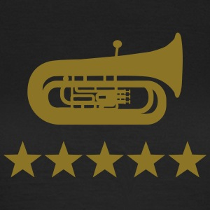 Tuba T-Shirts - Frauen T-Shirt