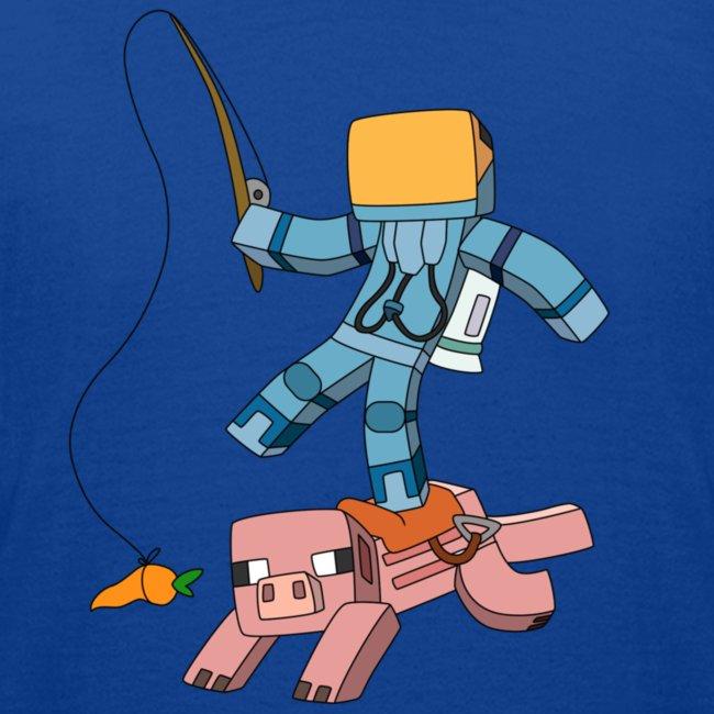 Kid's T-Shirt: Carrot on a Stick