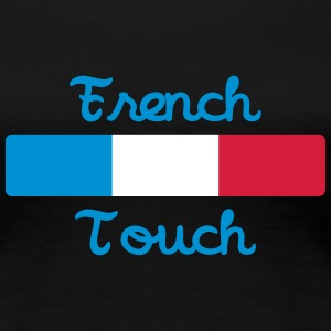 French Touch Tee shirts - T-shirt Premium Femme