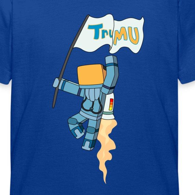 Kid's T-Shirt: TrueMU Flag!