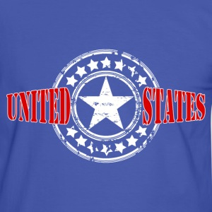 united states 26 T-Shirts - Men's Ringer Shirt