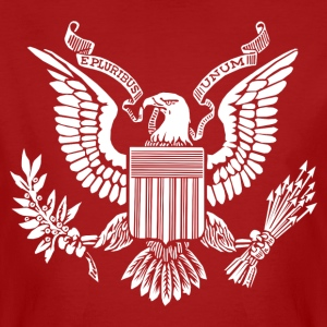 United States Great Seal T-Shirts - Men's Organic T-shirt