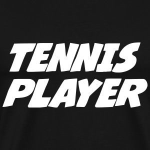 Tennis T-Shirts - Men's Premium T-Shirt