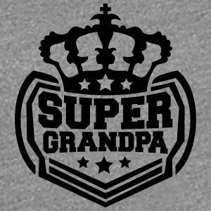 Super King King kroon OPA logo T-shirts - Vrouwen Premium T-shirt
