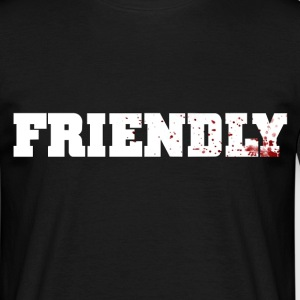 Friendly Friendly Tee shirts - T-shirt Homme