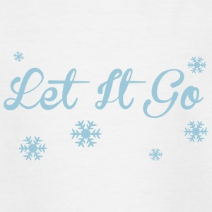 Let It Go Tee shirts - T-shirt Enfant