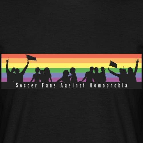 Soccer Fans Against Homophobia - nur Digitaldruck