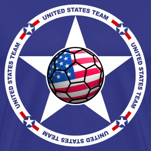 US soccer - football team