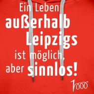 Motiv ~ Männer Hoddie Ein Leben...