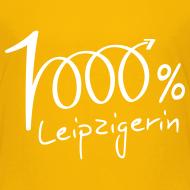 Motiv ~ Kinder T-Shirt 1000% Leipzigerin