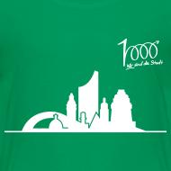 Motiv ~ Kinder T-Shirt Skyline