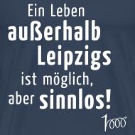 Motiv ~ Männer T-Shirt Ein Leben...