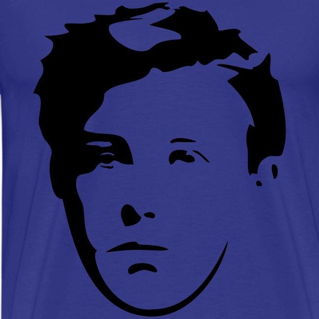 T-shirt Homme - Tête Rimbaud