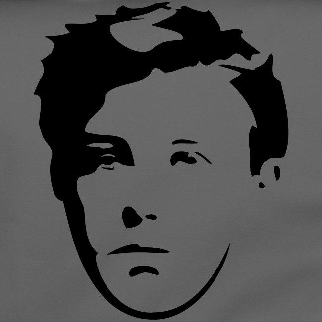 Sac à bandouilère Arthur Rimbaud