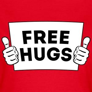 Free Hugs Schild