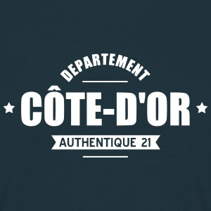 côte-d'or - T-shirt Homme