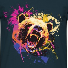 Bear Design T-Shirts