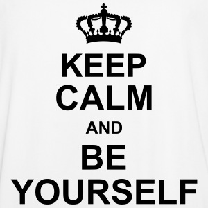 keep_calm_and_be_yourself_g1 Tee shirts - Maillot de football Homme