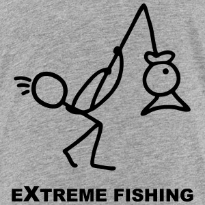 Extreme Fishing - angeln T-Shirts - Teenager Premium T-Shirt