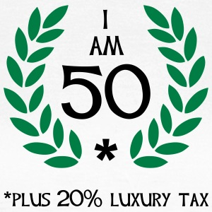 60 - 50 plus tax T-shirts - T-shirt dam