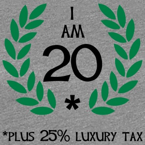 25 - 20 plus tax T-Shirts - Women's Premium T-Shirt