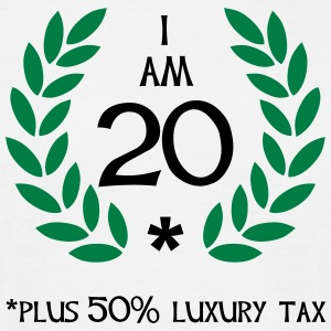 30 - 20 plus tax T-Shirts - Men's T-Shirt
