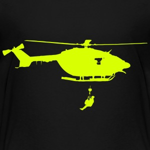 helicoptere dragon T-Shirts - Teenager Premium T-Shirt