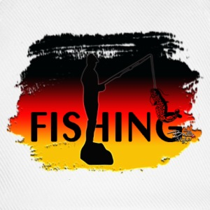 Fishing Germany Caps & Mützen - Baseballkappe