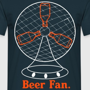 Beer Fan - Männer T-Shirt