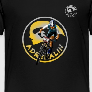 mountainbike Mr Adrenalin T-Shirts - Teenager Premium T-Shirt