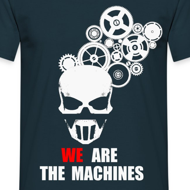 We Are Machines - Non Moulant