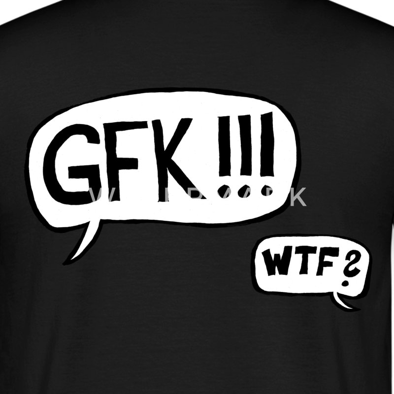 Gewaltfreie Kommunikation - What the fuck? T-Shirts - Männer T-Shirt