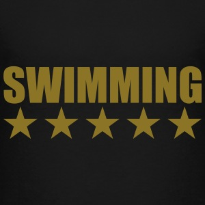 Swimming T-Shirts - Teenager Premium T-Shirt