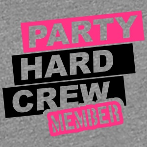 Party Hard Crew T-Shirts - Frauen Premium T-Shirt