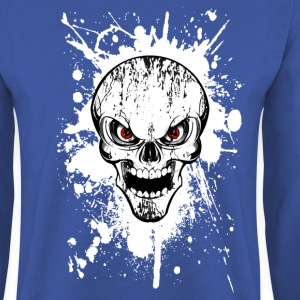 skull grunge style 02 Sweat-shirts - Sweat-shirt Homme