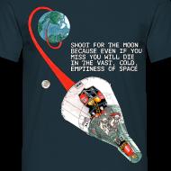Design ~ Shoot For The Moon - Standard T-shirt