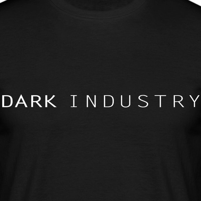 Dark Industry T-shirt [Front Logo]
