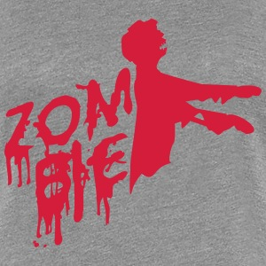 Zombie of undead design T-Shirts - Women's Premium T-Shirt