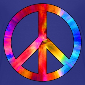 peace symbol 01 T-Shirts - Teenager Premium T-Shirt