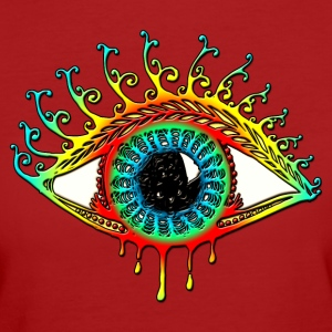 Sun Eye - Symbol Protection & Mental Strength T-Shirts - Women's Organic T-shirt
