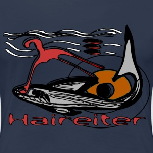 Haireiter - Frauen Premium T-Shirt