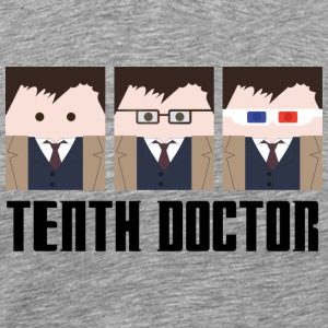 Tenth doctor - Men's Premium T-Shirt