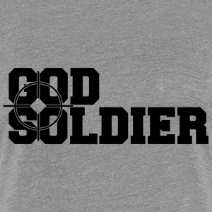 God Soldier Sniper Vision T-Shirts - Women's Premium T-Shirt