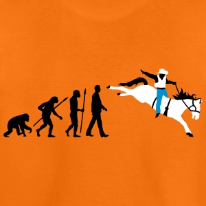 evolution_rodeo_062014_3c T-Shirts - Teenager Premium T-Shirt