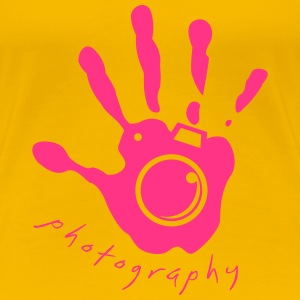photography T-Shirts - Women's Premium T-Shirt