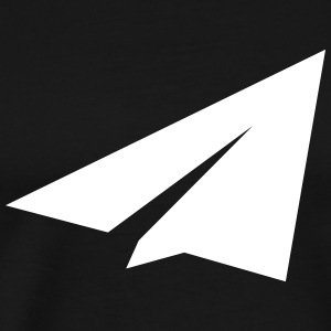 Paper airplane T-Shirts - Men's Premium T-Shirt