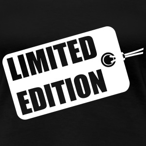 Limited edition edition limitée Tee shirts - T-shirt Premium Femme